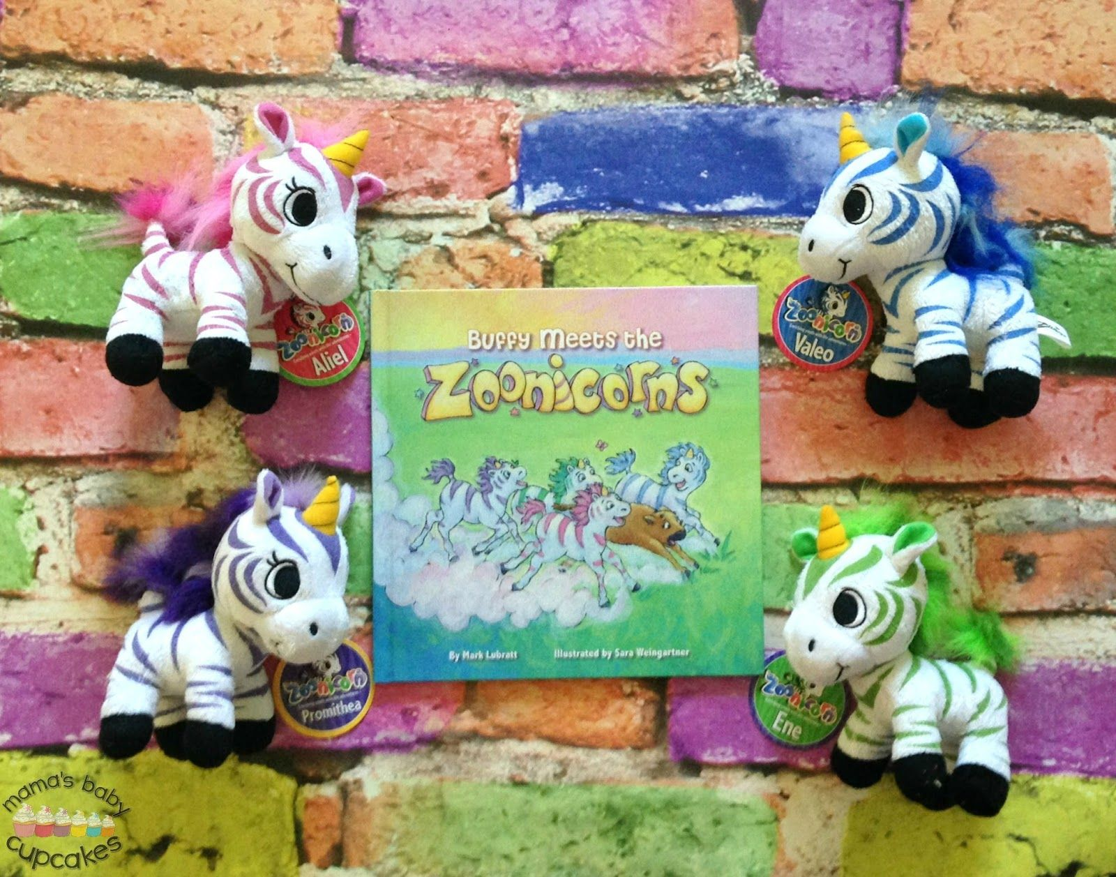 Mommy's Favorite Things: Zoonicorn Review by Mama's Baby Cupcakes