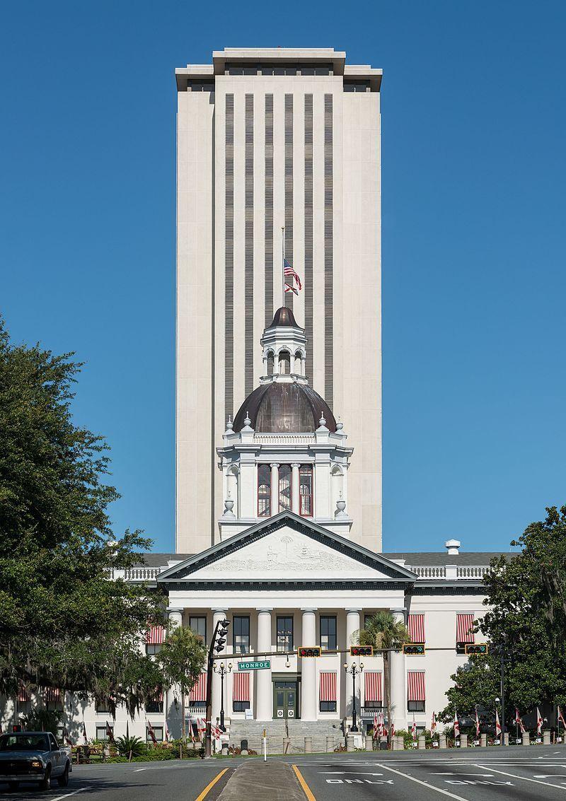 Florida Capitol, es la sede del gobierno del estado de