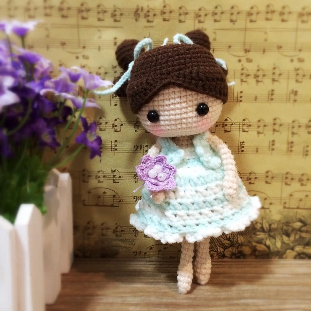 """#crochet #amigurumi #crochetaddict #crochetlove #yarn #yarnlover #handmade #haken #häkeln #crochetdoll #doll #ganchillo #вязание #코바늘인형#かぎ針編み#амигуруми…"""