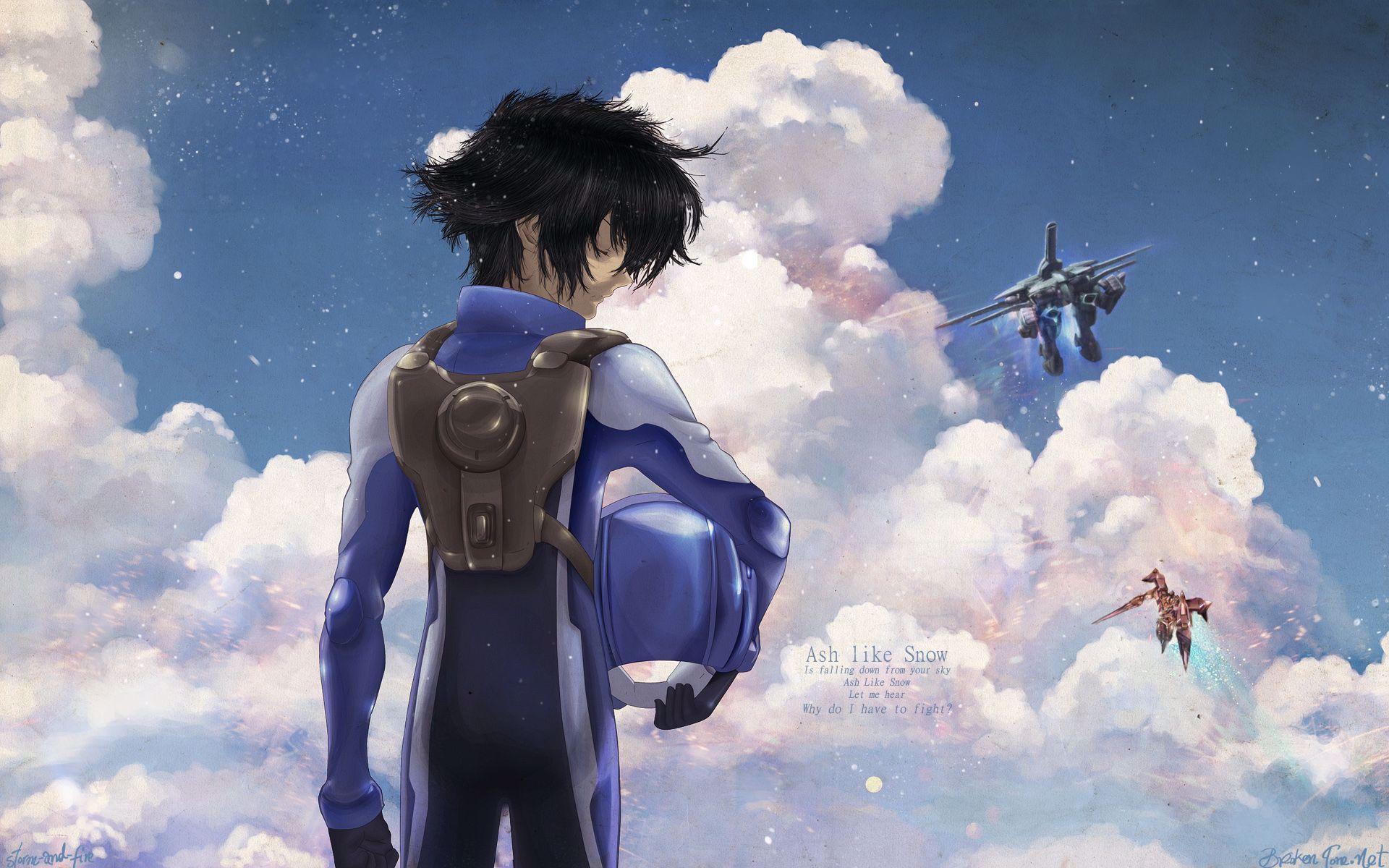 Anime Gundam Mobile Suit Gundam Mobil Suit Gundam 00 Wallpaper