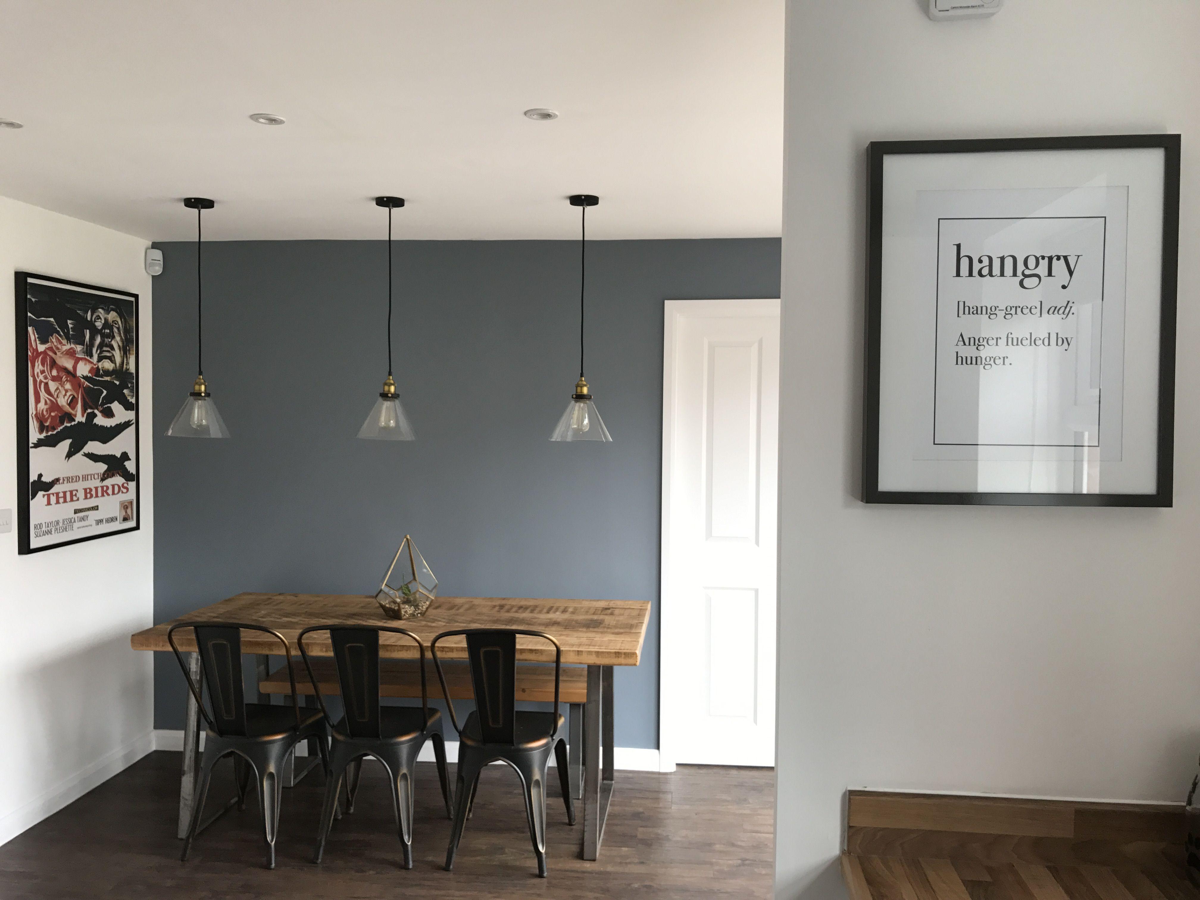 dulux colour of the year 2017 denim drift new kitchen. Black Bedroom Furniture Sets. Home Design Ideas