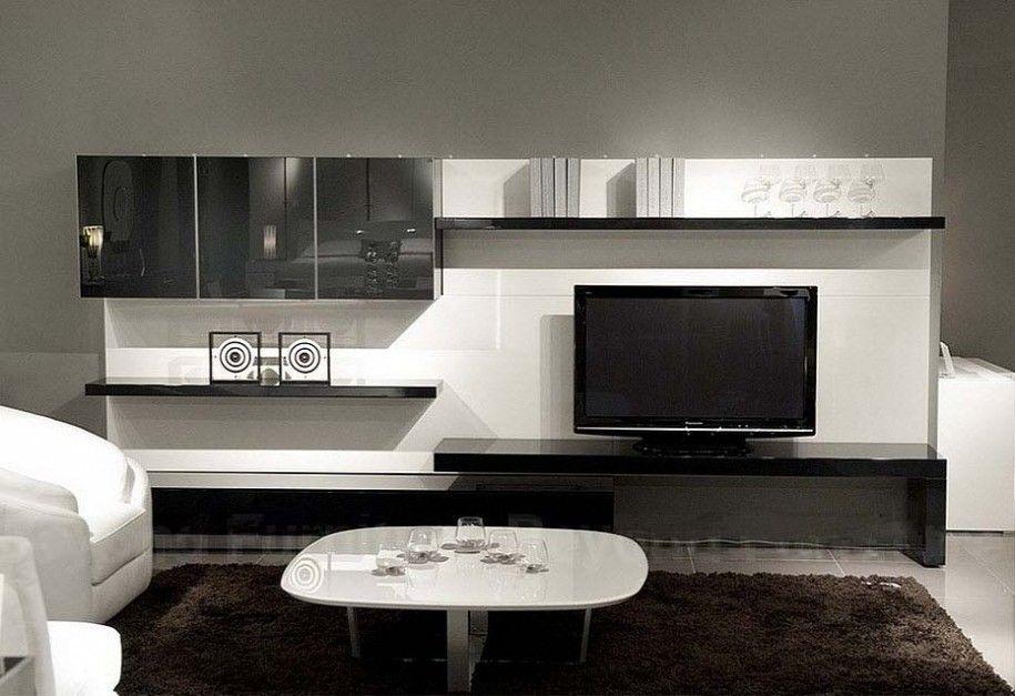 Tv Unit Decoration Ideas: Interior: Modern Masculine Living Room Designing Ideas
