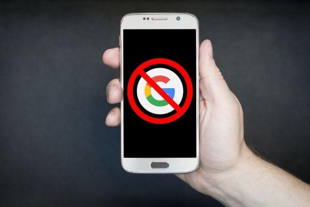 Comment utiliser un smartphone Android sans compte Google