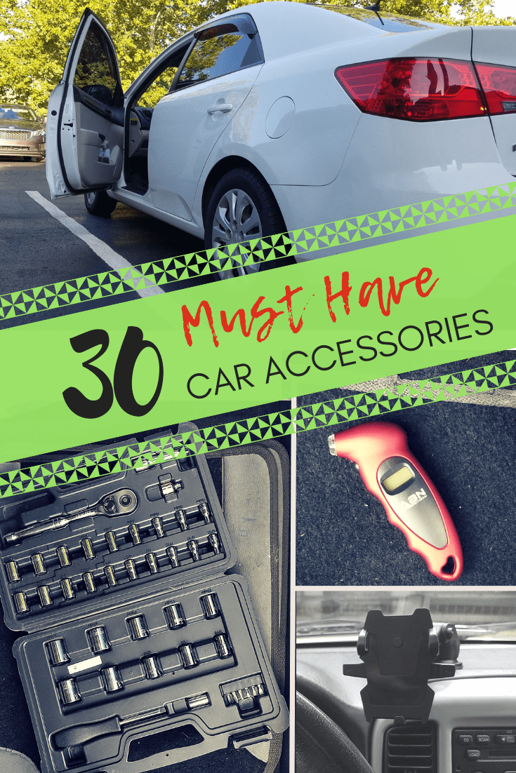 30 Must Have Car Accessories – My First Car Guide