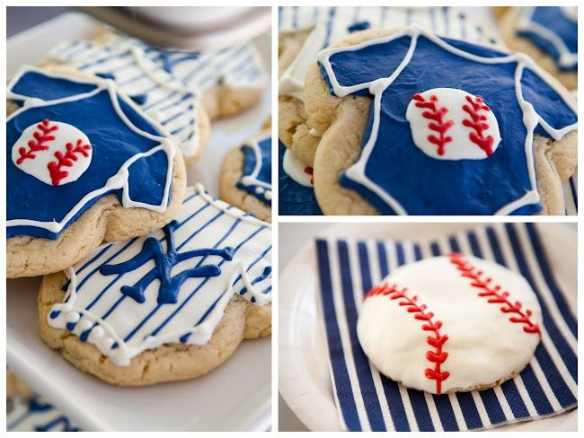 Baseball Theme Baby Shower Decorations | Yankee Baseball Themed Baby Shower  | Nursery/baby Ideas