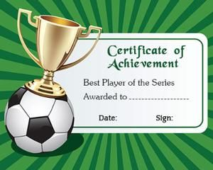 creative soccer award ideas you can choose from connor pinterest
