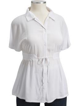 cute tunic top! would look great with a skirt
