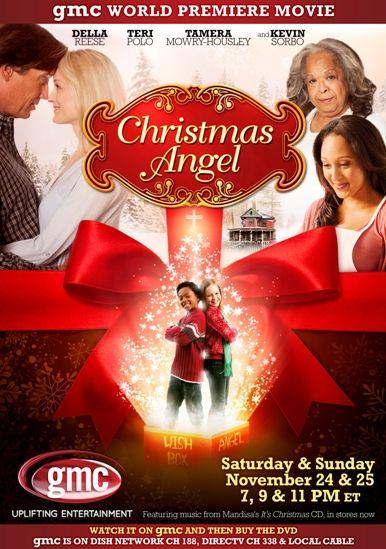 Fine Christmas Angel Movie Christmas Angels And Della Reese On Pinterest Easy Diy Christmas Decorations Tissureus