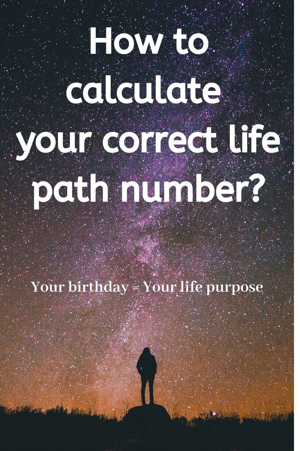 Numerology Life Path Calculator Your Birthday Your