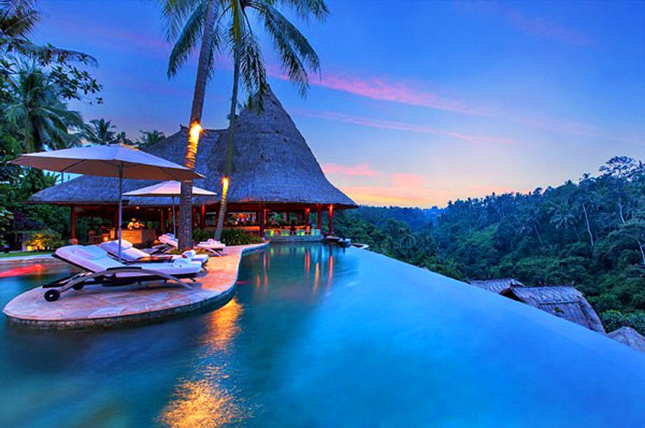 The Top 5 #Luxury Hotels in Ubud, Bali are Beyond Stunning!