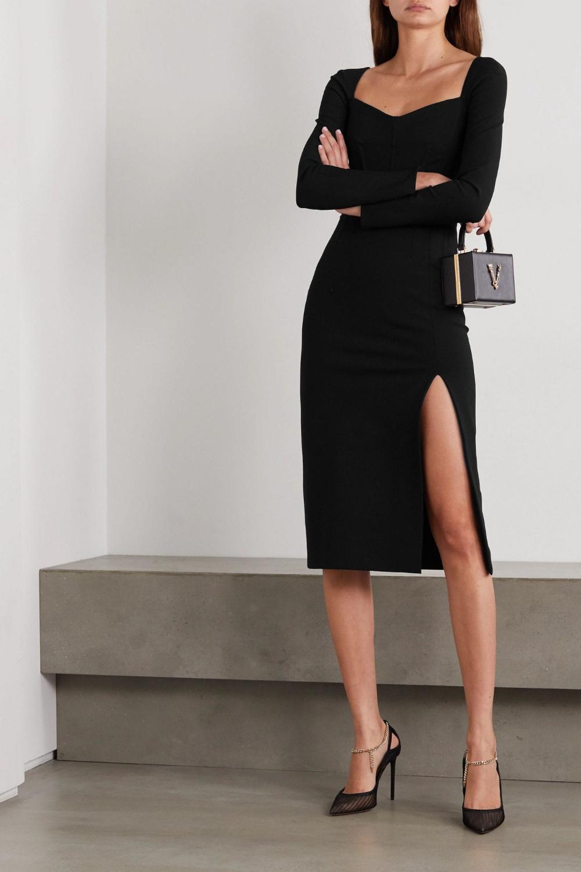 Dolce Gabbana Woven Dress We Select Dresses Black Dresses Classy Elegant Black Dress Short Dresses Classy [ 1500 x 1000 Pixel ]