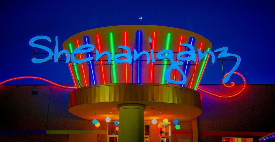 Shenaniganz Rockwall Bowling, Arcade, Entertainment