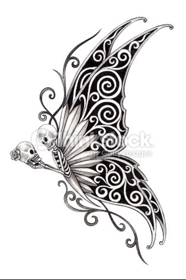 a07f7dbca Skull butterfly | Wood burning/circuit silhouette | Skull butterfly ...