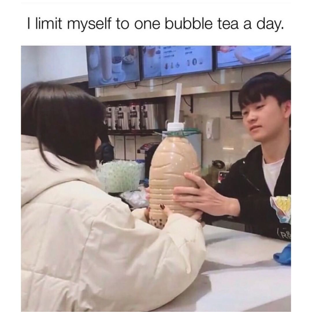 Subtle Asian Traits Subtleasiantraits Instagram Photos And Videos Tea Meme Milk Tea Tea Quotes Funny