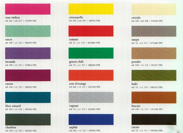 lumo lifestyle: Autumn winter 2013-2014 trend color cards