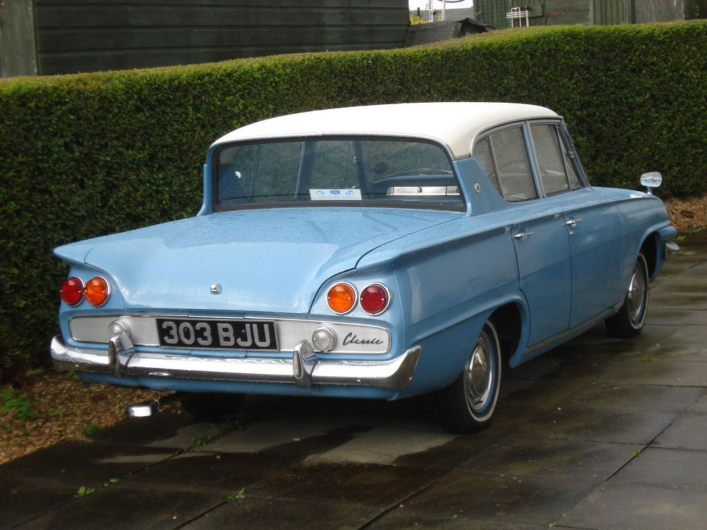 1962 Ford Classic | Ford, Cars and British car