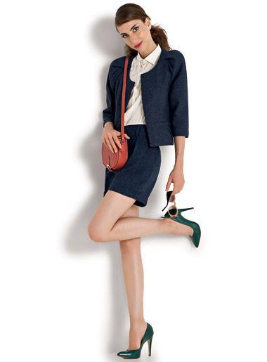 Monte looks femininos seguindo o estilo da marca francesa - Moda, Beleza, Estilo, Customizaçao e Receitas - Manequim - Editora Abril - Fotos: Lamb Taylor