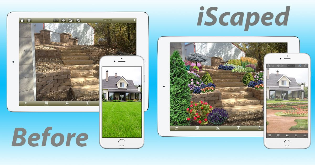 Easily create and share virtual designs of outdoor spaces ...