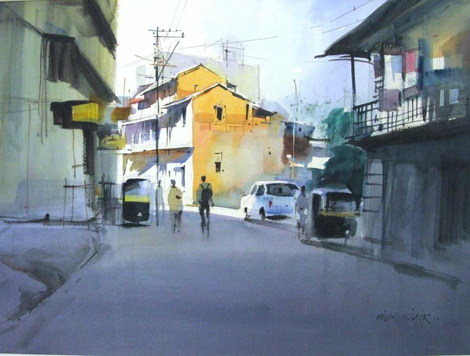 Painting by MILIND MULICK
