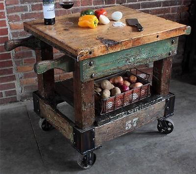 Vintage Kitchen Cart   Google Search