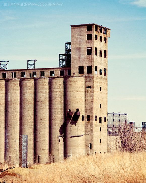 TITLE: Grain LOCATION: Buffalo, New York Abandoned Grain