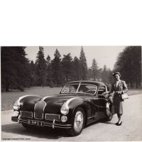 1949 Talbot Lago T26 Grand Sport SWB par Saoutchik.