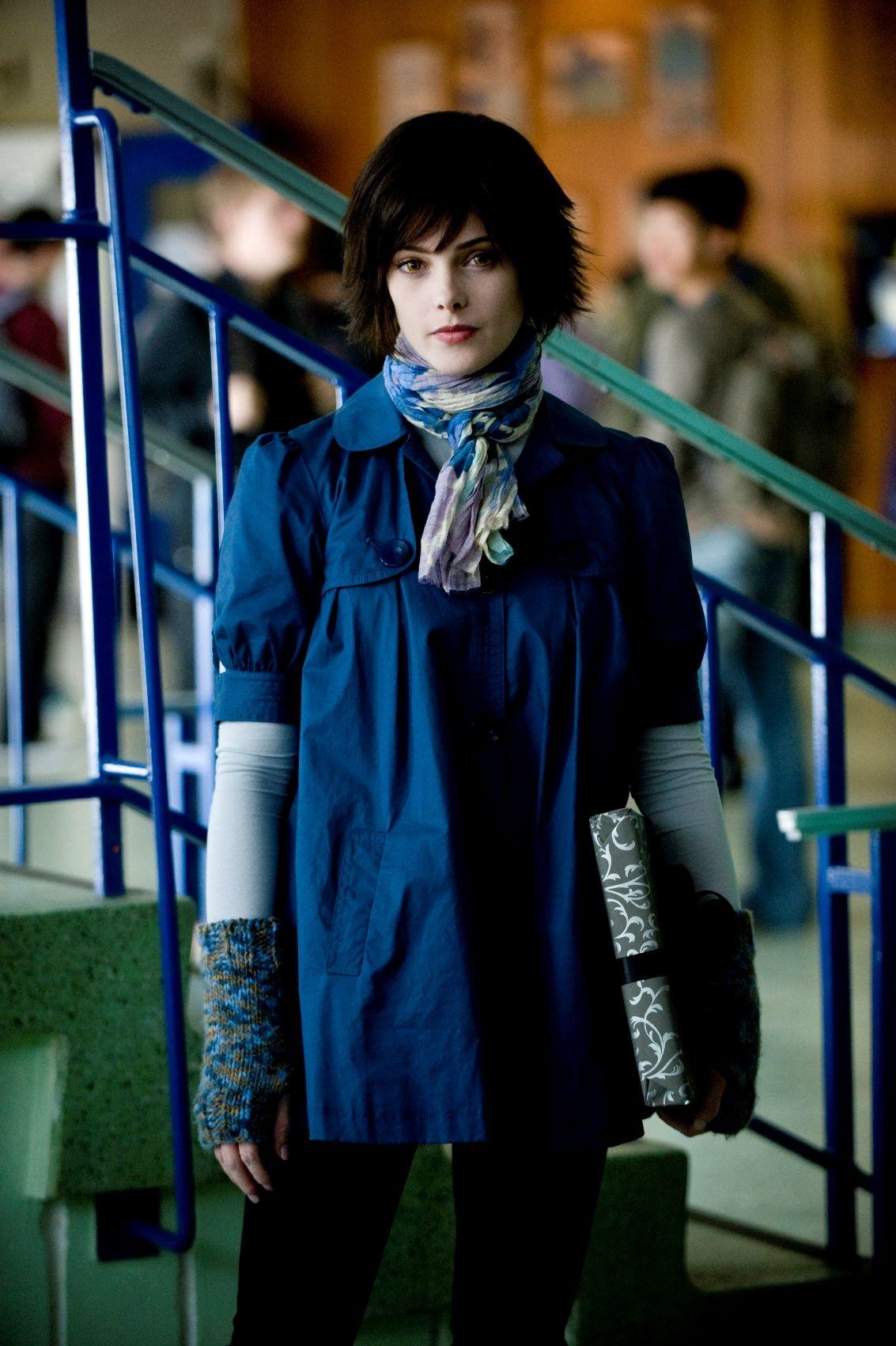 Alice La Saga Twilight Tentation V F De New Moon Alice