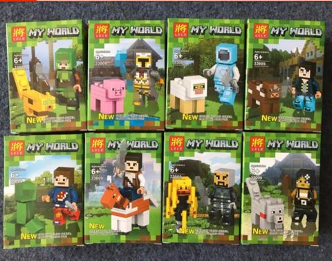MineCraft Lusy Store