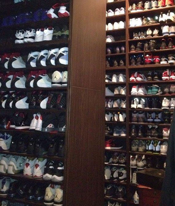 JR Smiths Sneakercloset