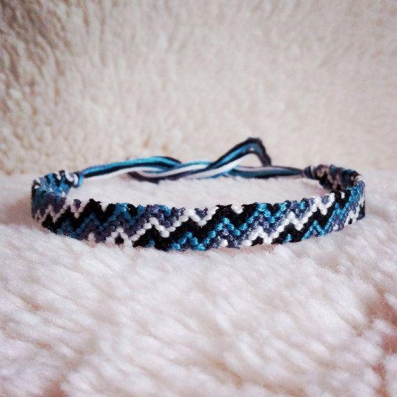 Handmade Friendship Bracelet by #rebeccaderas on #Etsy