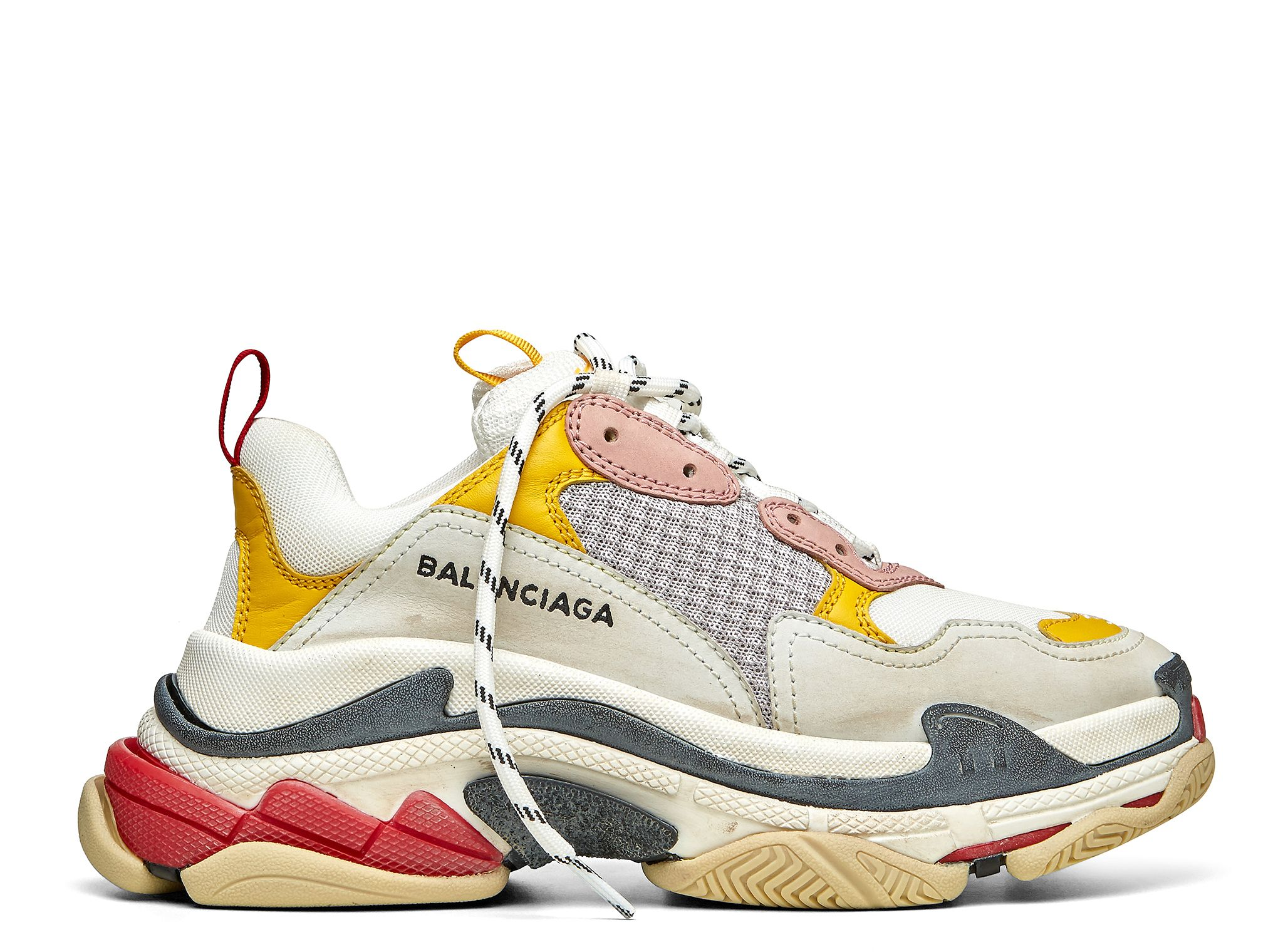 026be2b622f4 Balenciaga Wmns Triple S - Sneakerboy