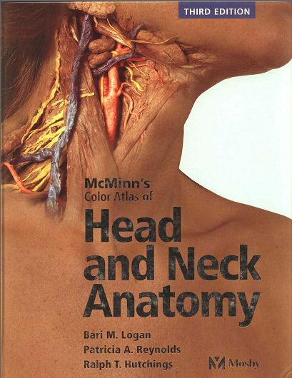 McMinn\'s Color Atlas of Head and Neck Anatomy | anatomy | Pinterest ...