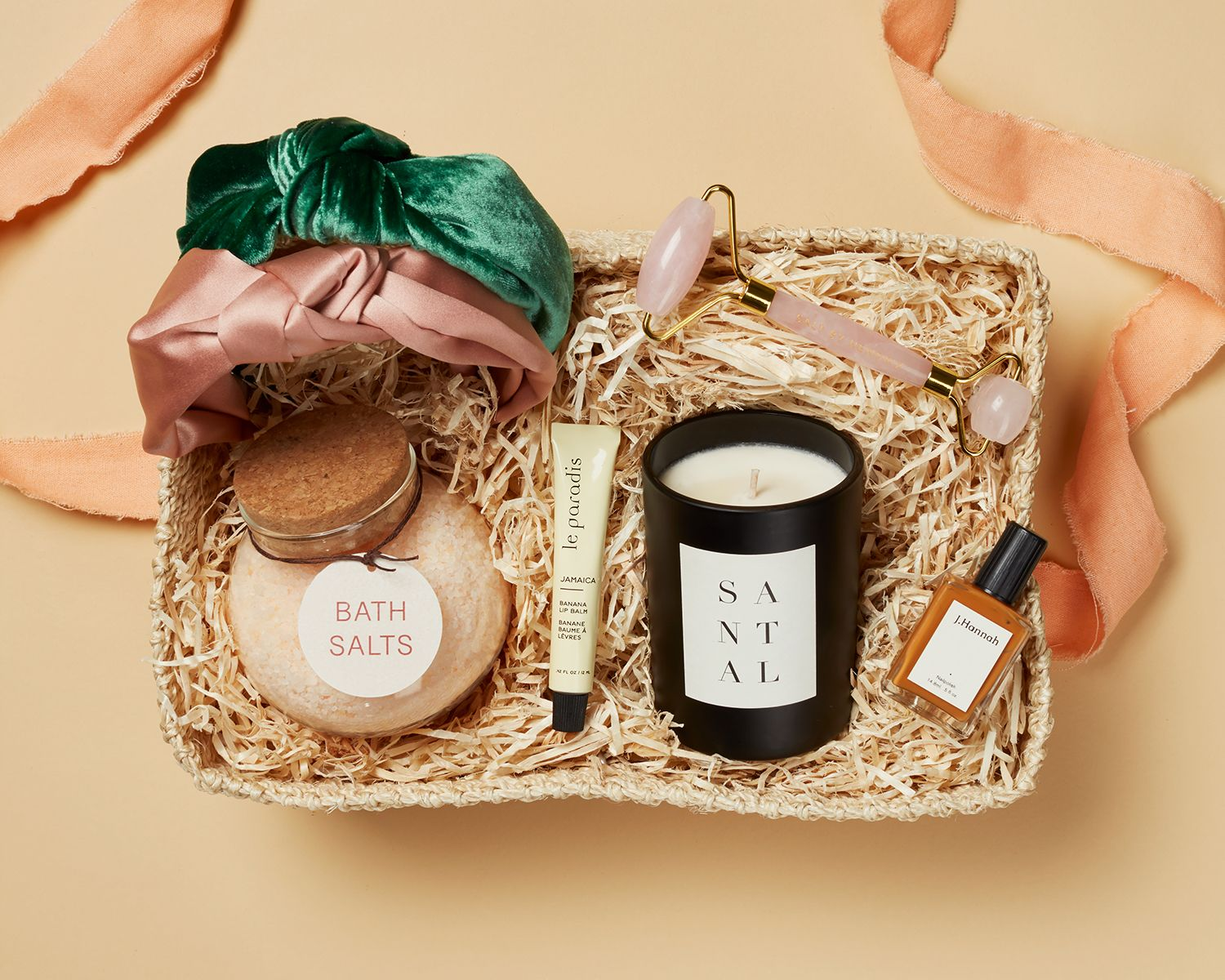 How to make a selfcare kit filled with handmade gifts