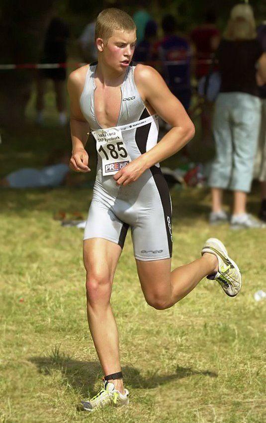Gay nude running