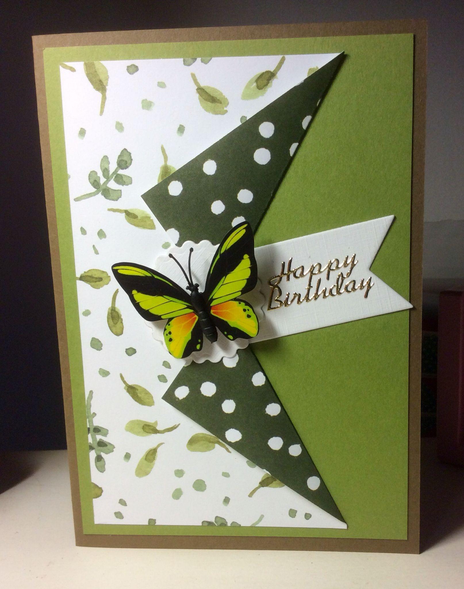 Pin By Jolanta Zuga On Handmade Pinterest Cards Birthday Cards