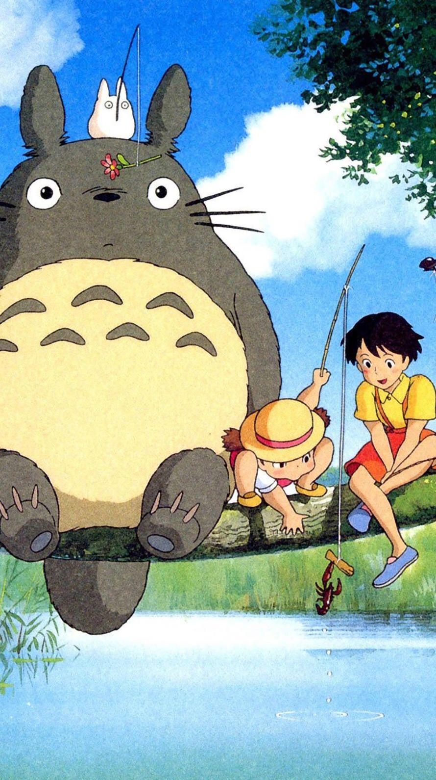 Pin by Rosemary Morris on Anime Totoro art, Ghibli, Totoro