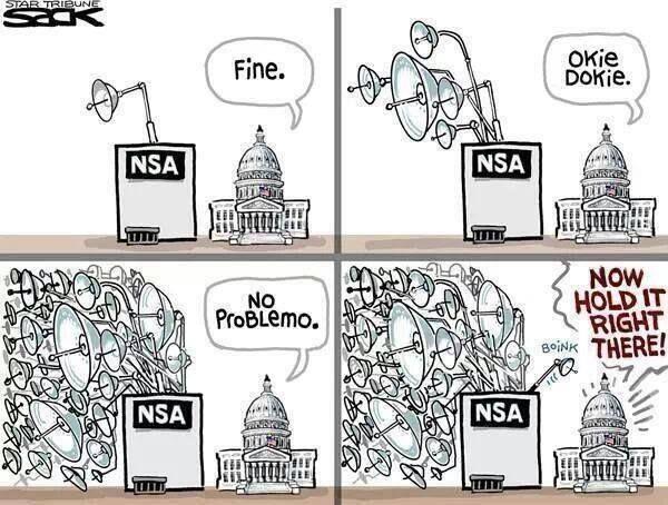 el espionaje