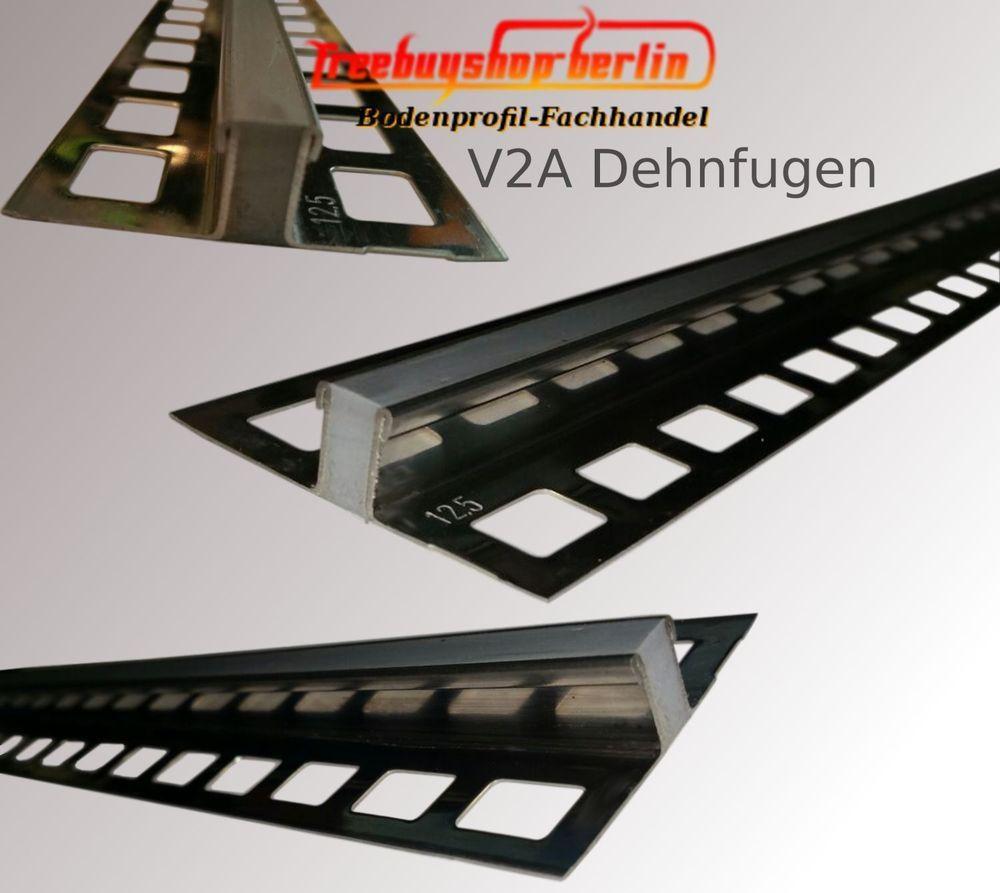 details zu dehnfugenprofil 10mm edelstahl epdm. Black Bedroom Furniture Sets. Home Design Ideas