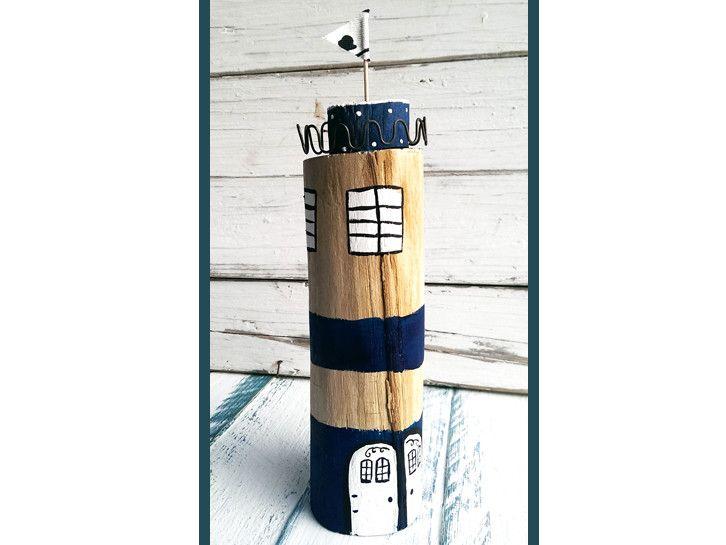Bad accessoires maritime deko leuchtturm ein for Maritime deko bad