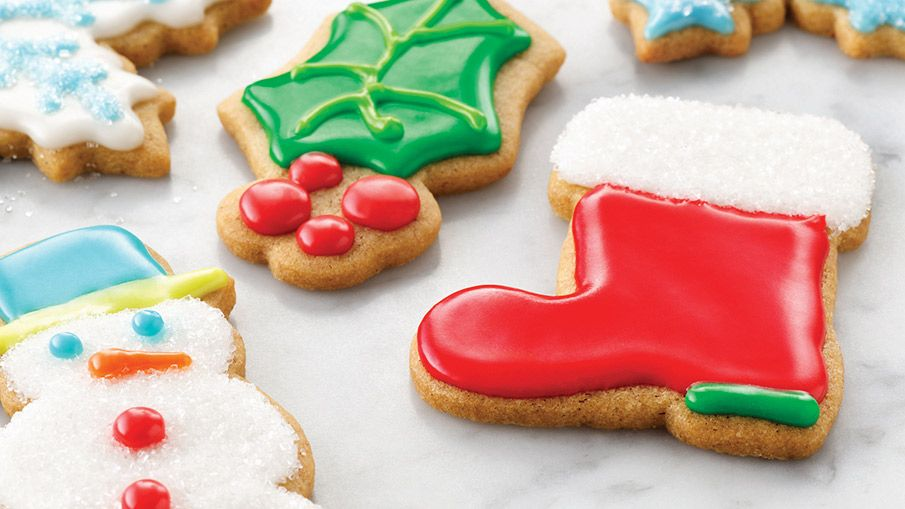A Tasty Recipe From Walmartca Spiced Holiday Sugar Cookies