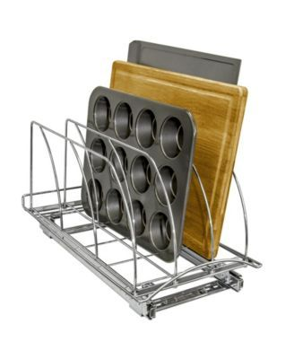 Lynk Professional Slide Out Cabinet Organizer Silver In 2019