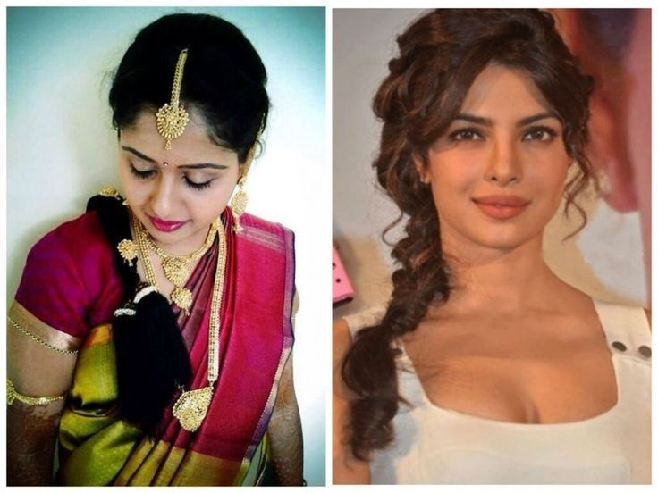 South Indian Wedding Hairstyles For Thin Hair