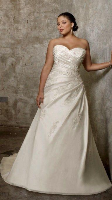Used Mori Lee Mori Lee 3053 Wedding Dress Size 20 250 Plus
