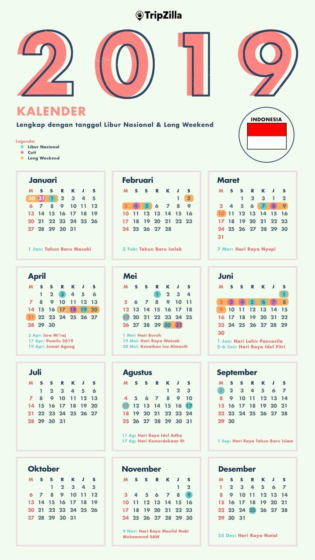 Kalender Kalender Pendidikan Buku Mewarnai