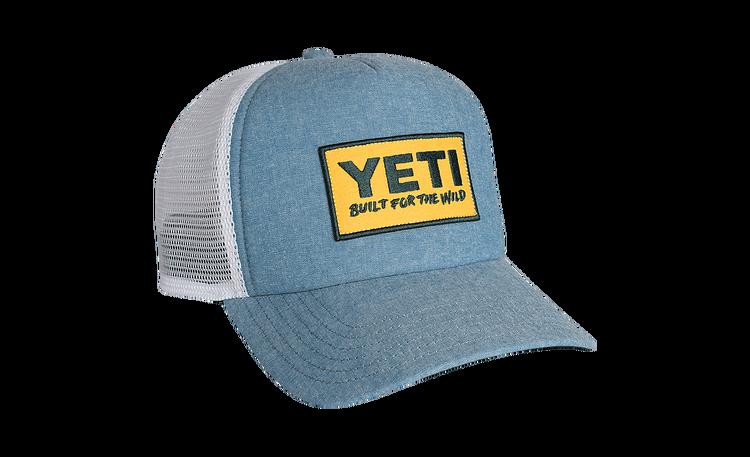 Deep Fit Foam Patch Trucker Hat Trucker Hat Trucker Cap Hats