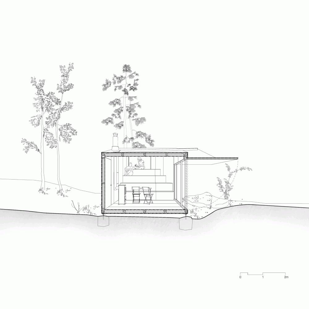 Gallery of Forest Retreat / Uhlik architekti - 12 | What to Build