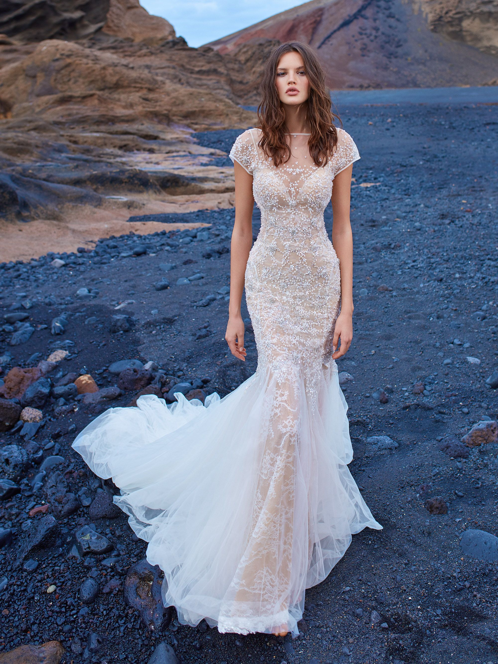Closer look at the #GALA18 from Collection V - we adore this