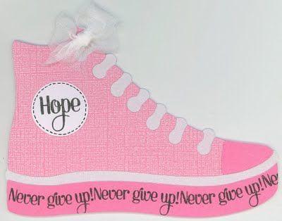 Cricut Pink Tennis Shoe. Paisley Cartridge. *