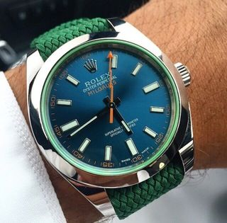 1300 points and 165 comments so far on reddit luxury watch wrist