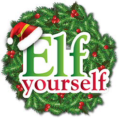 Oddcast Elf yourself, Office depot, Christmas apps